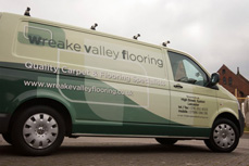 wreake valley flooring van